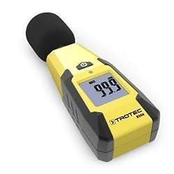 TROTEC BS06 Schallpegelmessgerät (40 - 130 dB)