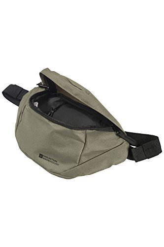 Mountain Warehouse Borsa marsupio Crusade Kaki Kaki