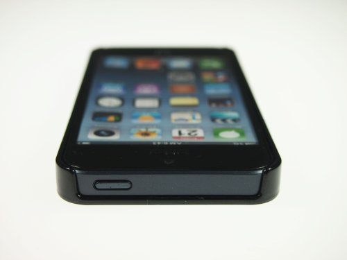 nomor Elies photo de Coque Apple iPhone 5 (Noir) Krass Vert 01