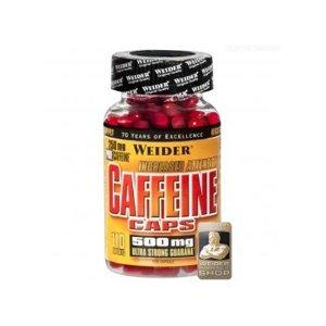 #Weider Caffeine Caps 110 Kapseln#