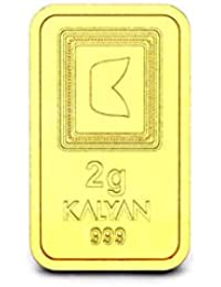 Candere By Kalyan Jewellers 24k (999) 2 gm Yellow Gold Coin