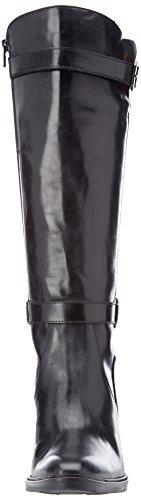 Donna Piu  Brigida 9596,  Stivali Donna Nero (Nero (Tequila Nero))