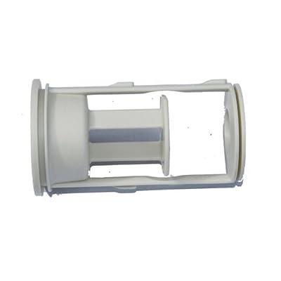 John Lewis Zanussi Washing Machine Filter Body. Genuine Part Number 1320713215 by Zanussi