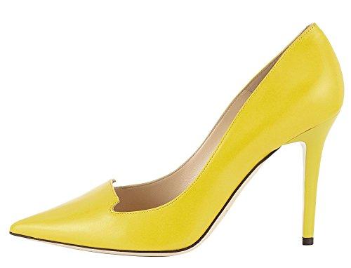 Guoar - Scarpe chiuse Donna Giallo (giallo)
