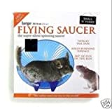 "Small ""N"" Furry - Boredom Breakers Flying Saucer (Colours May Vary)"