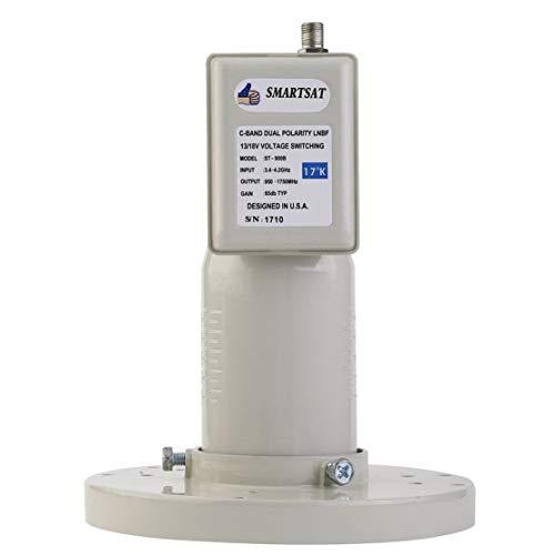 ST-900B Digitaler Single-C-Band-Ausgang Single-LNBF-Hochleistungs-Universal-Ku-Band-Single-Output-HD-Ausgang LNBF Kaemma