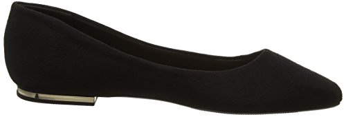 New Look 5072324, Ballerine Donna Nero (Nero)