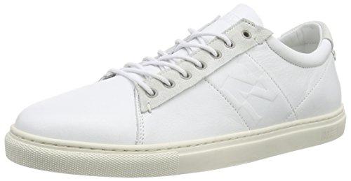 Napapijri King, Sneakers basses homme Blanc - Weiß (white N29)