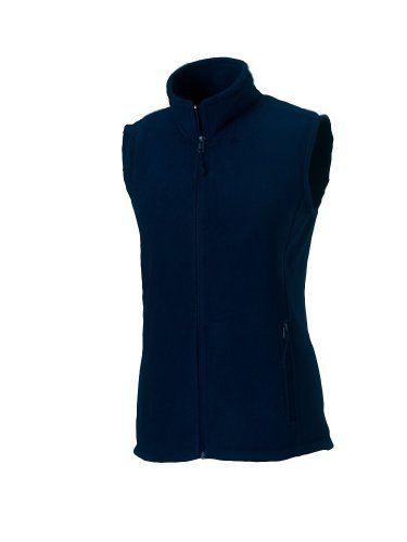 Fleece-Weste, Farbe:French Navy;Größe:M M,French Navy
