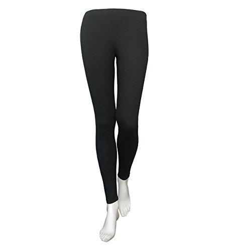 Natural Born Yogi Yoga Pantalon Avec 11nby de Page Print, noir, S, wleg.