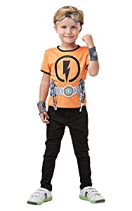 Rubies Official Nickelodeon Rusty Rivets - Set de disfraz infantil
