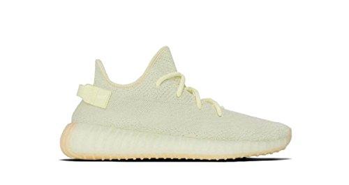 adidas Yezzy Boost 350 V2 Schuhe Sneaker Neu (EU 46 US 11.5 UK 11, Butter/Butter/Butter)