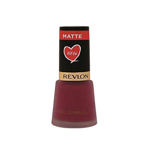 Revlon Nail Enamel Crimson Matte 8 ml