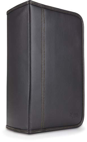 Case Logic ksw-128t schwarz schwarz 128-cd Koskin Media Wallet Koskin Cd-wallet Case