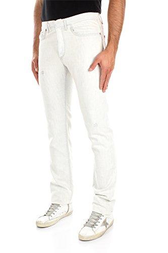 003D000TX030510 Christian Dior Jeans Herren Baumwolle Blau Blau