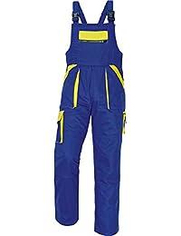 Stenso MAX - Pantalones con Peto de Trabajo para Hombre de algodón