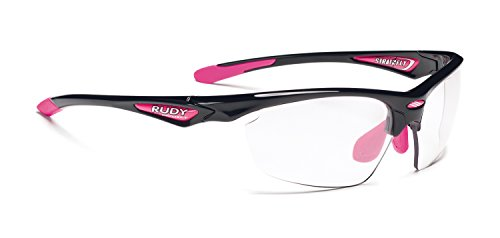 Rudy Project Stratofly SX Glasses photoclear Black GLoss/Photoclear 2017 Fahrradbrille