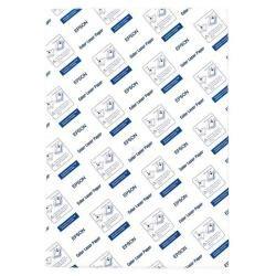Epson Carta Speciale per Stampante Laser a Colori, Bianco