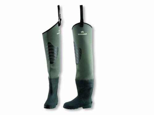 Cormoran - Botas de agua (neopreno) verde Talla:46/47