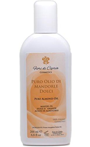 Mandel Öl - Es Ist Hautfreundlich Und Hat Weiche, Geschmeidige Und Beruhigende Eigenschaften - 200 ml - Baby-massage-behandlung