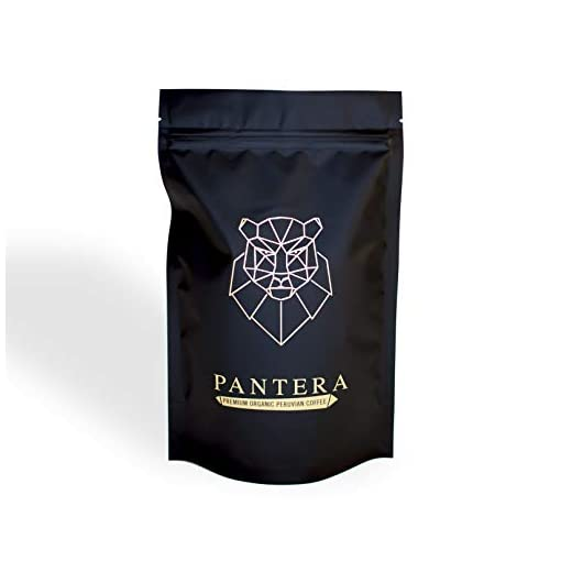 Pantera Coffee – Premium Organic Peruvian Coffee