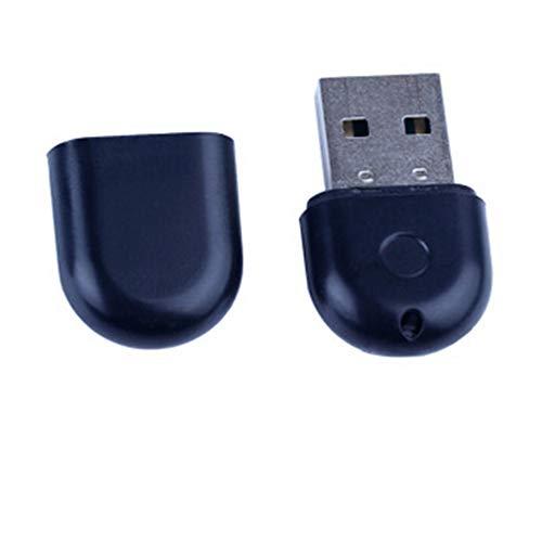 Bluetooth-Empfänger, tragbarer drahtloser Sync-Dongle USB-Empfänger Schützender Leichter Bluetooth-Empfänger für Fitbit Blaze