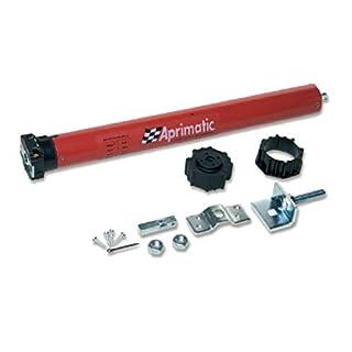 Aprimatic Rohrmotor Revolux 45S für Rollläden, 50 Nm, max. 90 kg 43302/804