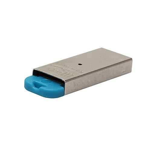 Dandeliondeme USB 2.0480MB Speicherkarte Reader High Speed Adapter tragbar Metall für TF Karte für Windows 98SE/ME/2000/XP/linux2.4.x macos10.0 (Card Memory Reader Interne)