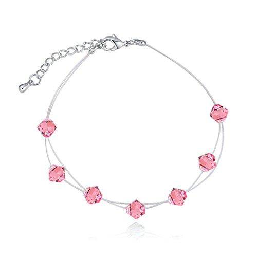 adisaer-plaque-or-bracelet-charms-femme-cristal-zircon-extension-chaine-gourmette-filles-roseo