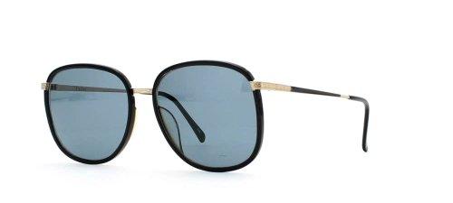 Ralph Lauren Herren Sonnenbrille Schwarz Black Gold