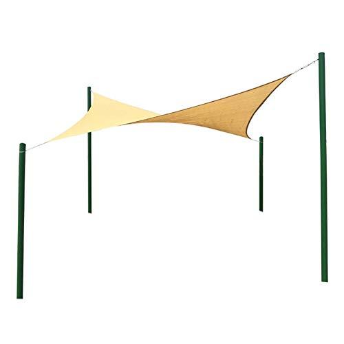 LIXIONG Outdoor-Isolierung Net Garden Plant Cover Sonnencreme staubdicht für Gewächshaus, anpassbar (Color : Blue, Size : Rectangle - 3x2m)