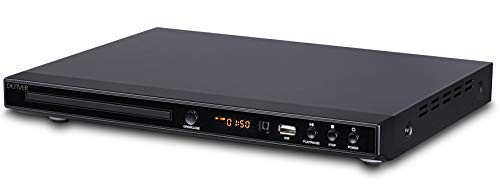 Denver 11316091 DVD-Player DVH-1244MK2 mit HDMI schwarz