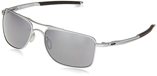 Oakley Unisex-Erwachsene Gauge 8 412407 Sonnenbrille, Grau (Gris), 0