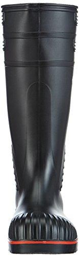 Dunlop A442631 S5 ACIF.KNIE Unisex-Erwachsene Langschaft Gummistiefel Schwarz (Schwarz(Zwart) 00)