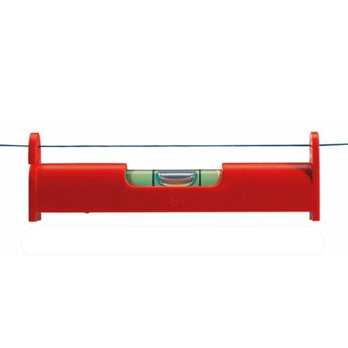 Stabila Messgeräte 40479 Schnurwasserwaage rot