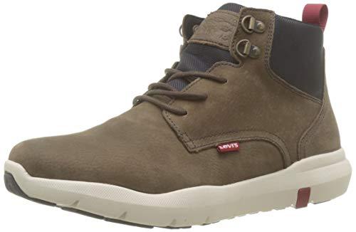 Levi's Alpine, Zapatillas Altas para Hombre, Marrón Boots 29, 43 EU