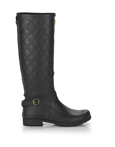 black-barbour-international-womens-gosforth-boots-black-lrf0048bk11-size-5