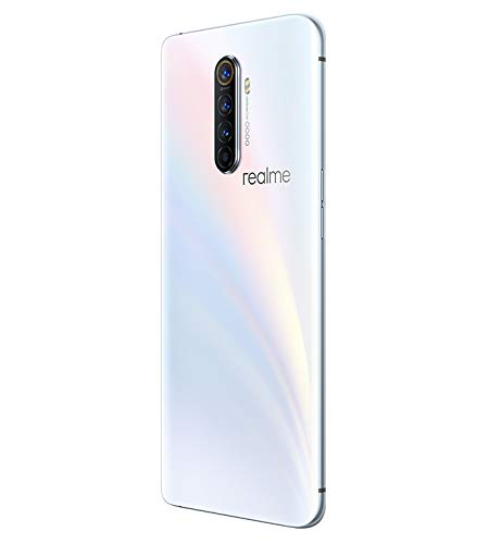 Realme X2 Pro - Smartphone de 6.5', 8 GB RAM + 128 GB ROM, SuperAMOLED, procesador Octa-Core, cuádruple cámara 64 MP + 16 MP, Dual Sim, Blanco