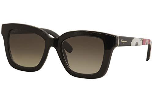 Sonnenbrille FERRAGAMO SF 858 S 019 ONYX Sonnenbrille