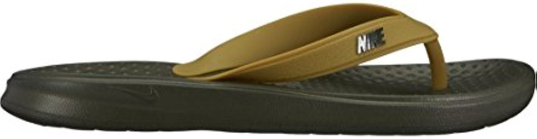 INFRADITO SOLAY THONG VERDE 882690-301Size40  Zapatos de moda en línea Obtenga el mejor descuento de venta caliente-Descuento más grande