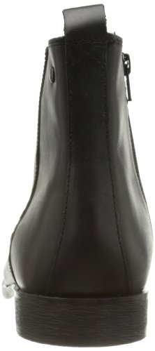 Base London Basil, Boots homme Noir (Waxy Black)