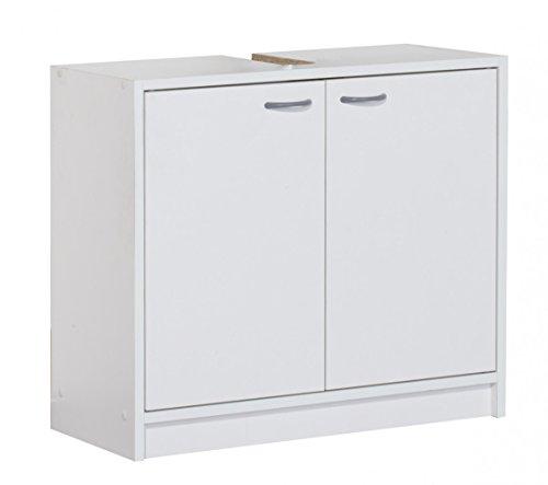 Waschbeckenunterschrank | Waschtischunterschrank | Badschrank | Bad Möbel | Holz | SPLASH