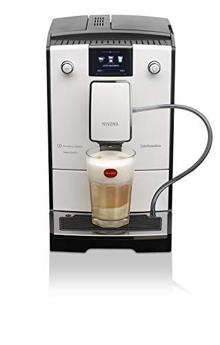 Nivona NICR CafeRomatica 779 Kaffeevollautomat, Weiß