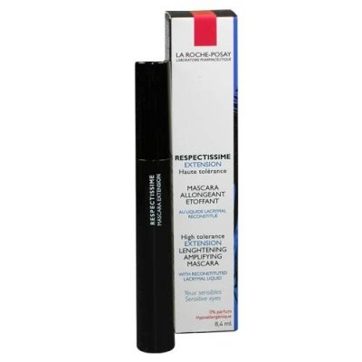 La Roche-Posay Respectissime Extension Mascara schwarz 8,4ml