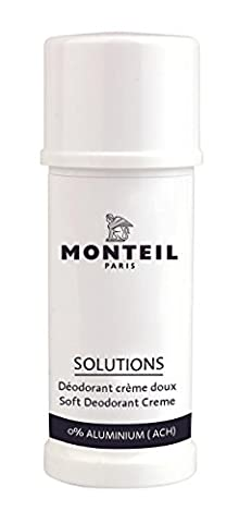 Monteil Körperpflege Solutions Corps Deodorant Creme 40 ml