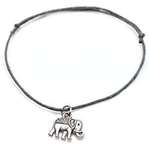 Elefant Armband Silber
