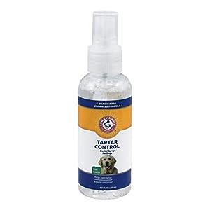 The Company of Animals Arm & Hammer Advanced Care Le tartre contrôle Dentaire Spray-Menthe Verte aromatisé, 118ML