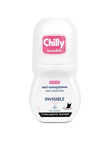 Chilly Desodorante (Roll-On Invisible) - 50 ml.