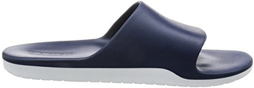adidas Aqualette Cf, Infradito Unisex – Adulto Blu (Collegiate Navy/footwear White/collegiate Navy)