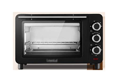QPSGB Toaster-Ofen mit natürlichem Konvektions-Edelstahl - backofen 268 (Konvektion Mikrowelle Edelstahl)
